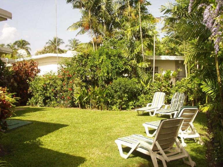 Casa De Leo Barbados- Garden