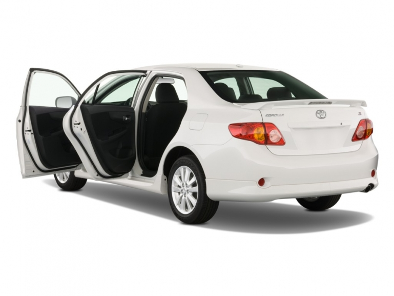 Voyager Rent A Car Barbados- 2010 Toyota Corolla