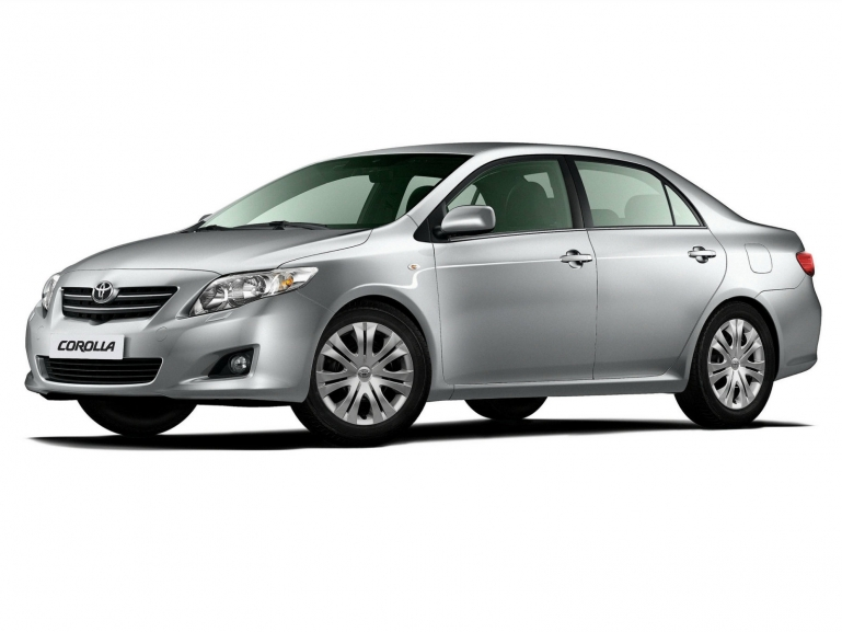Direct Car Rentals Barbados- Corolla