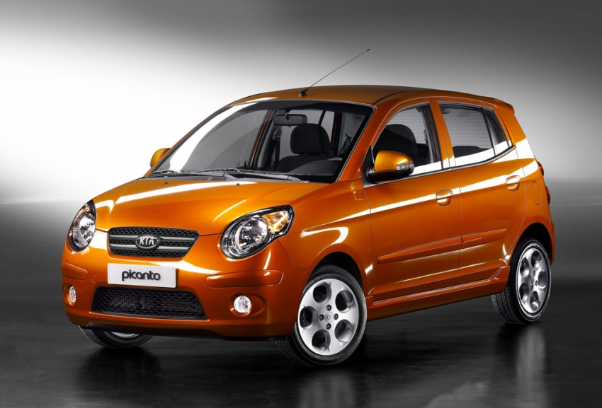 Direct Car Rentals Barbados- Picanto