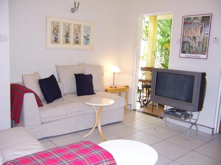 Casa De Leo Barbados- 2 Bedroom Livingroom