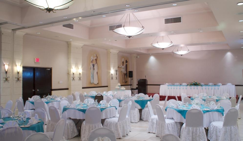 Savannah Beach Hotel Barbados- Banquet Hall