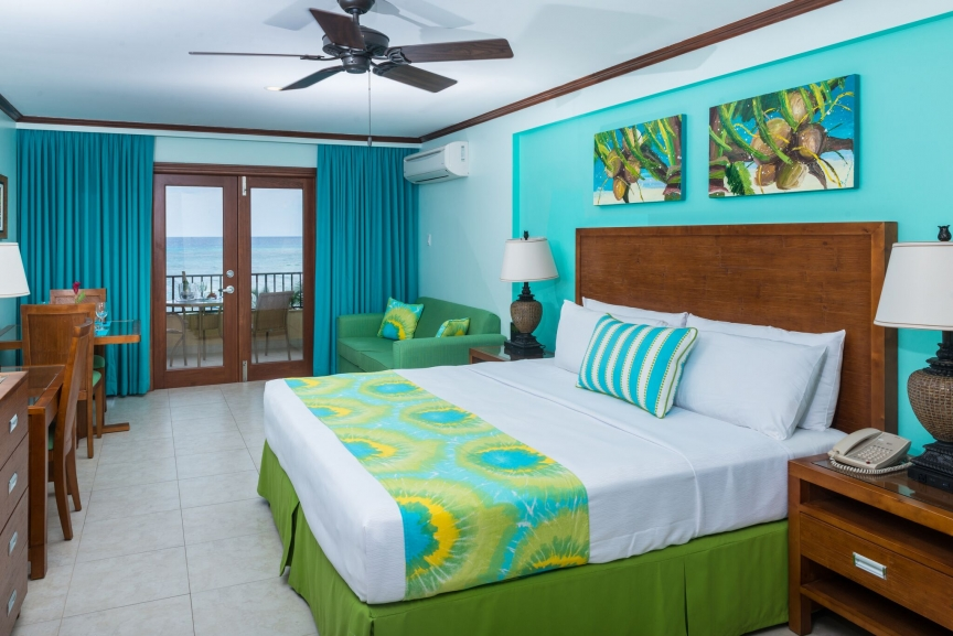 Deluxe Studio 2 bedroom-Yellow Bird Hotel Barbados