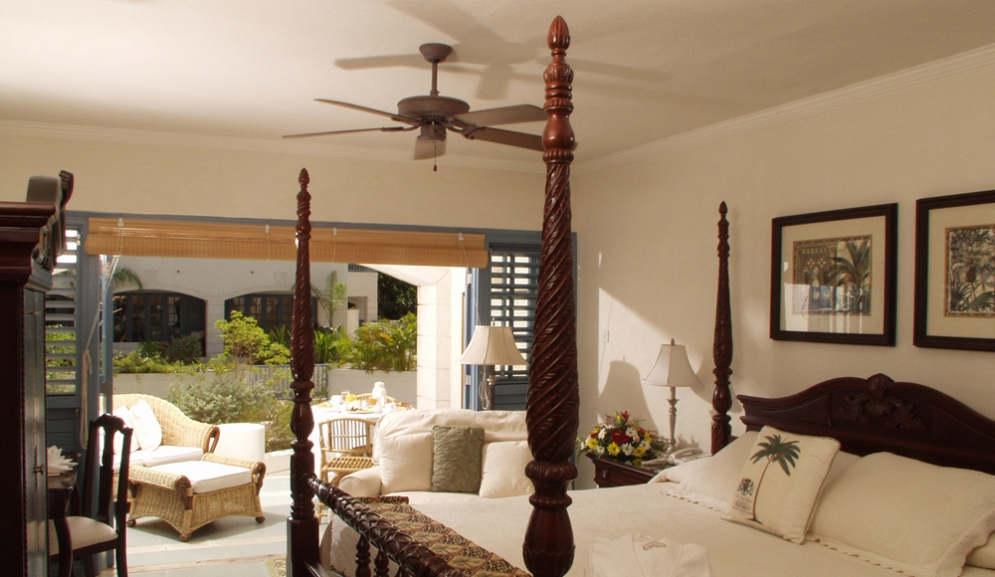 Savannah Beach Hotel Barbados- Deluxe Room