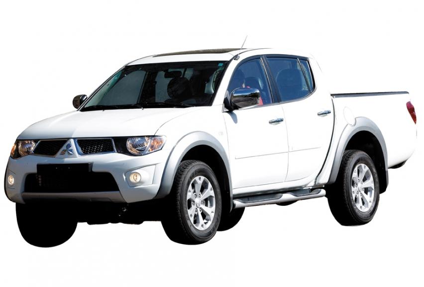 Voyager Rent A Car Barbados- Mitsubishi Sportero