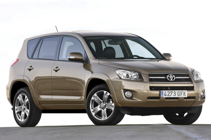 Direct Car Rentals Barbados- Rav 4