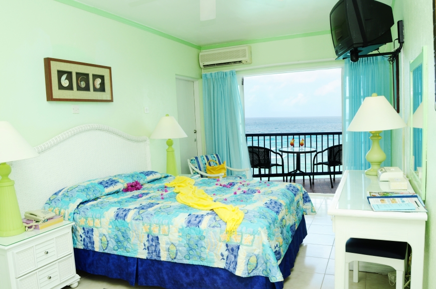 Superior Studio at South Gap Hotel Barbados