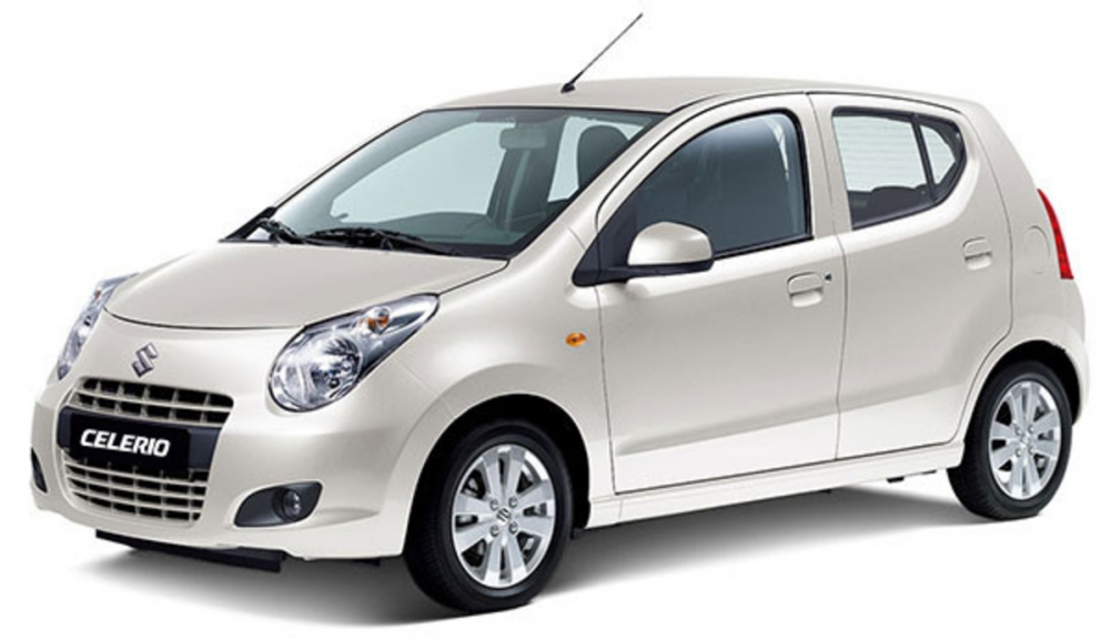 Voyager Rent A Car Barbados- Suzuki Celerio