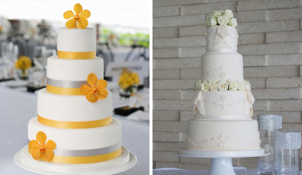 Wedding Cakes in Barbados by Annalise Cake Designer