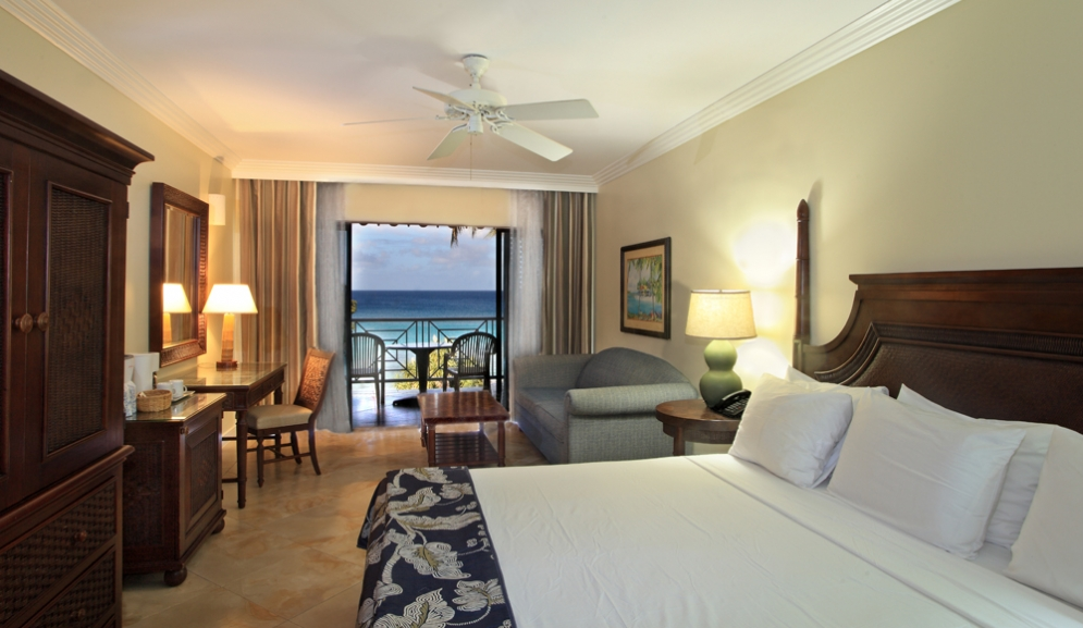 Almond Beach Resort,Barbados- Superior Ocean View Room