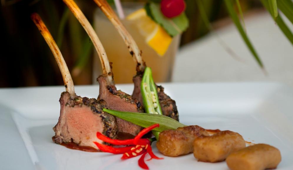 Rachel's Restaurant & Bar Barbados- Lamb