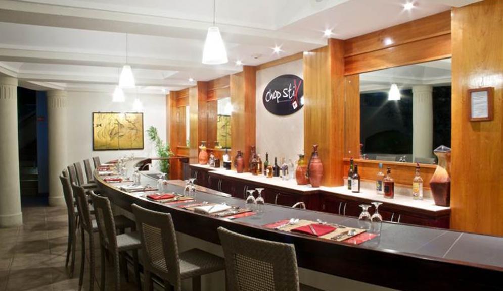 Chopstix Noodle Bar Barbados- Restaurant Interior