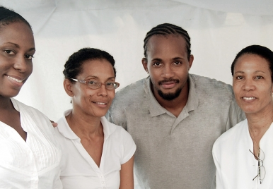 Tutch Mobile Spa Barbados- the Tutch team