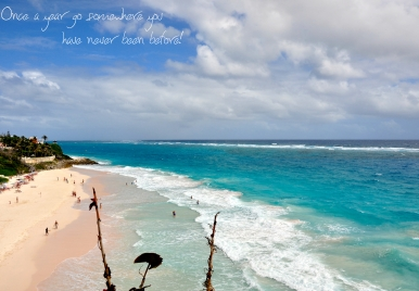 The Crane Beach Barbados