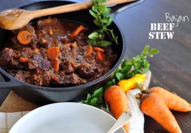 Bajan Beef Stew Recipe