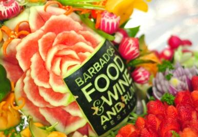 Bajan Fiesta - The Barbados Food Wine and Rum Festival 2014