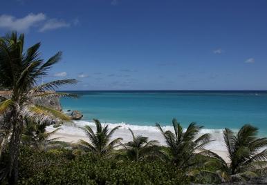 Beachy Head Beach Barbados
