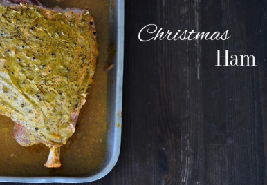 Christmas Ham in Barbados