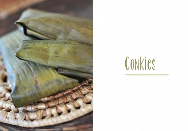 Conkie recipe barbados