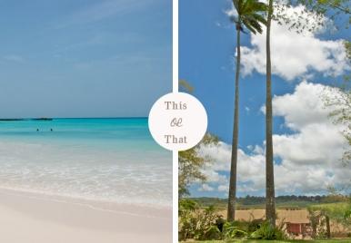 Coast of Barbados Vs. Country of Barbados