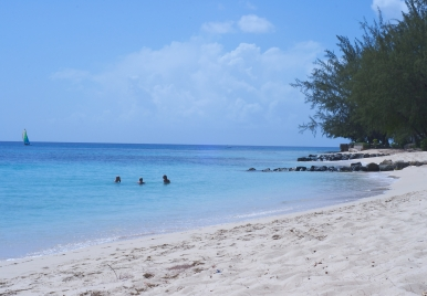 Heron Bay Beach Barbados