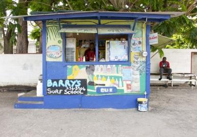 Cuz's crazy but fun hut, Barbados