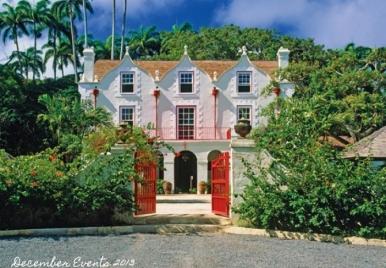 Barbados December Events 2013
