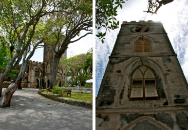 St. John's Church Barbados