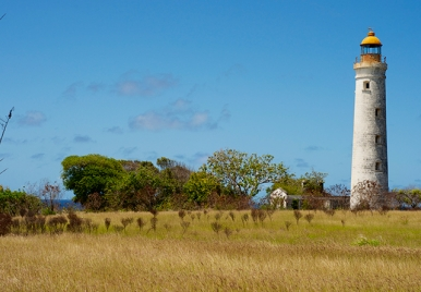 Harrison Point Lighthouse Barbados