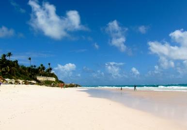 The Crane Beach, Barbados