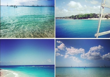 Barbados Blues