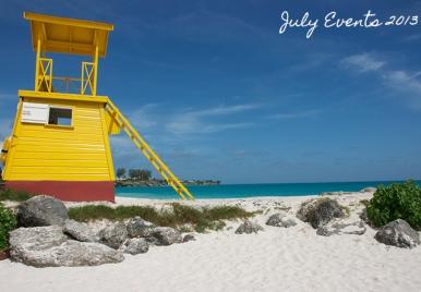 Barbados July events 2013