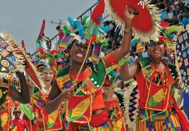 Kiddies Kadooment Crop Over Barbados