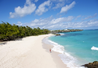 Sam Lords Castle Beach Barbados