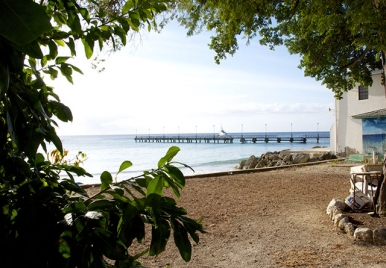 Speightstown Pier Barbados