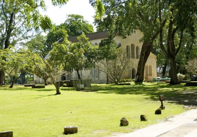 St. James Parish Church Barbados