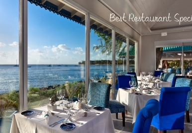 Barbados' Best Restaurant Specials | The Tides Restaurant