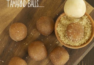 Tamarind Balls Barbados
