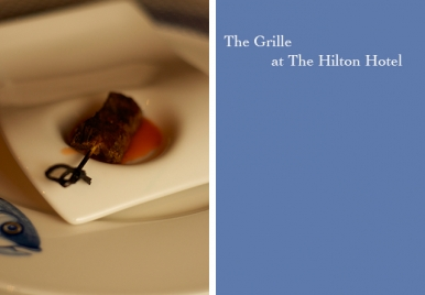The Grille Restaurant at The Hilton Hotel