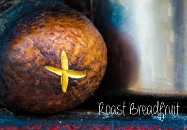 Roast Breadfruit recipe