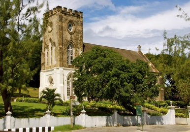 St. Andrews Church, Barbados.