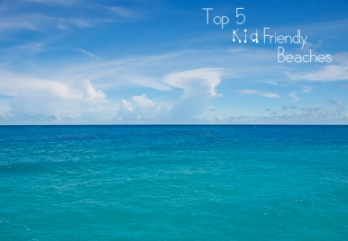 Top five kid friendly beaches in Barbados