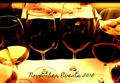Barbados November Events 2012