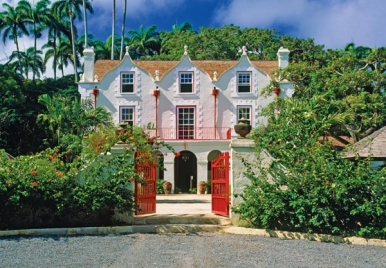 St. Nicholas Abbey, St. Peter, Barbados- Mike Toy