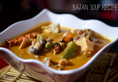 Cooking Bajan Style: Bajan Soup Recipe
