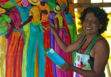 Vanita Comissiong- Meet a Bajan
