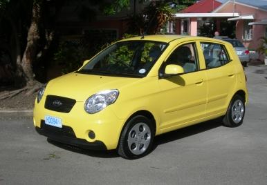 Car Hire Loop Barbados